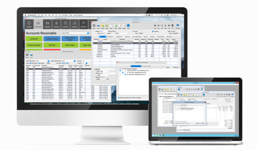Accounting software solutions for Canadian Mac business
